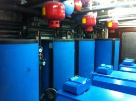 Εγκατάσταση υδραυλικών και θέρμανσης