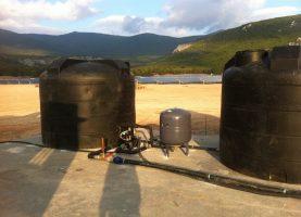 Σύστημα Ύδρευσης Σε Φωτοβολταϊκό Πάρκο Στα Μέγαρα