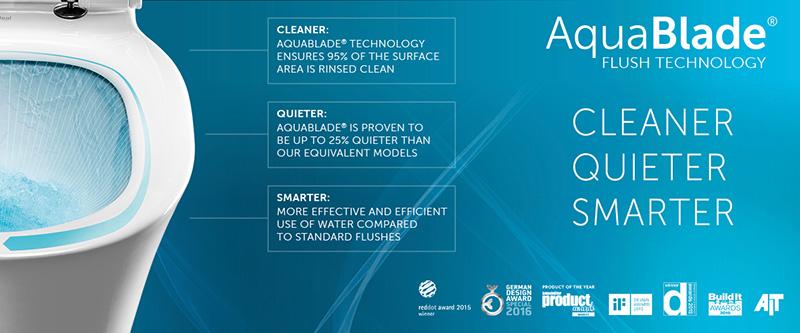 Γνωρίστε την τεχνολογία AQUABLADE® της Ideal Standard