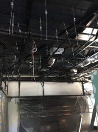 Κλιματισμός σε κατάστημα τροφίμων στην Βάρη