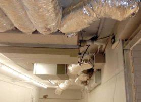 Προμήθεια Και Εγκατάσταση Κεντρικού Κλιματισμού LG Σε Κατάστημα Ένδυσης Στην Γλυφάδα